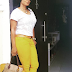 See These New Hot Photos Of Popular Fashionista Actress Iyabo Ojo Chilling In Her House