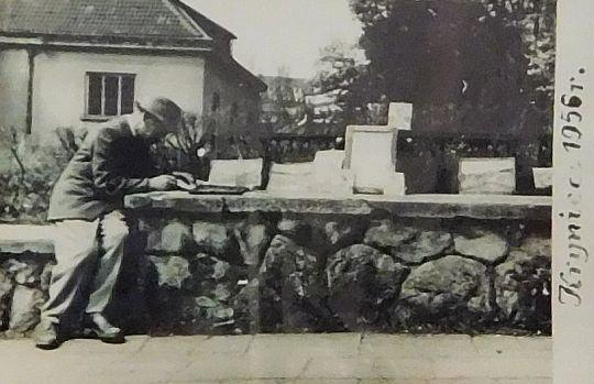 Krynica, 1956 r.
