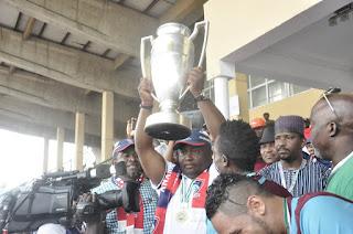 Wikki Tourists, FC IfeanyiUbah to open 2016 NPFL Super4