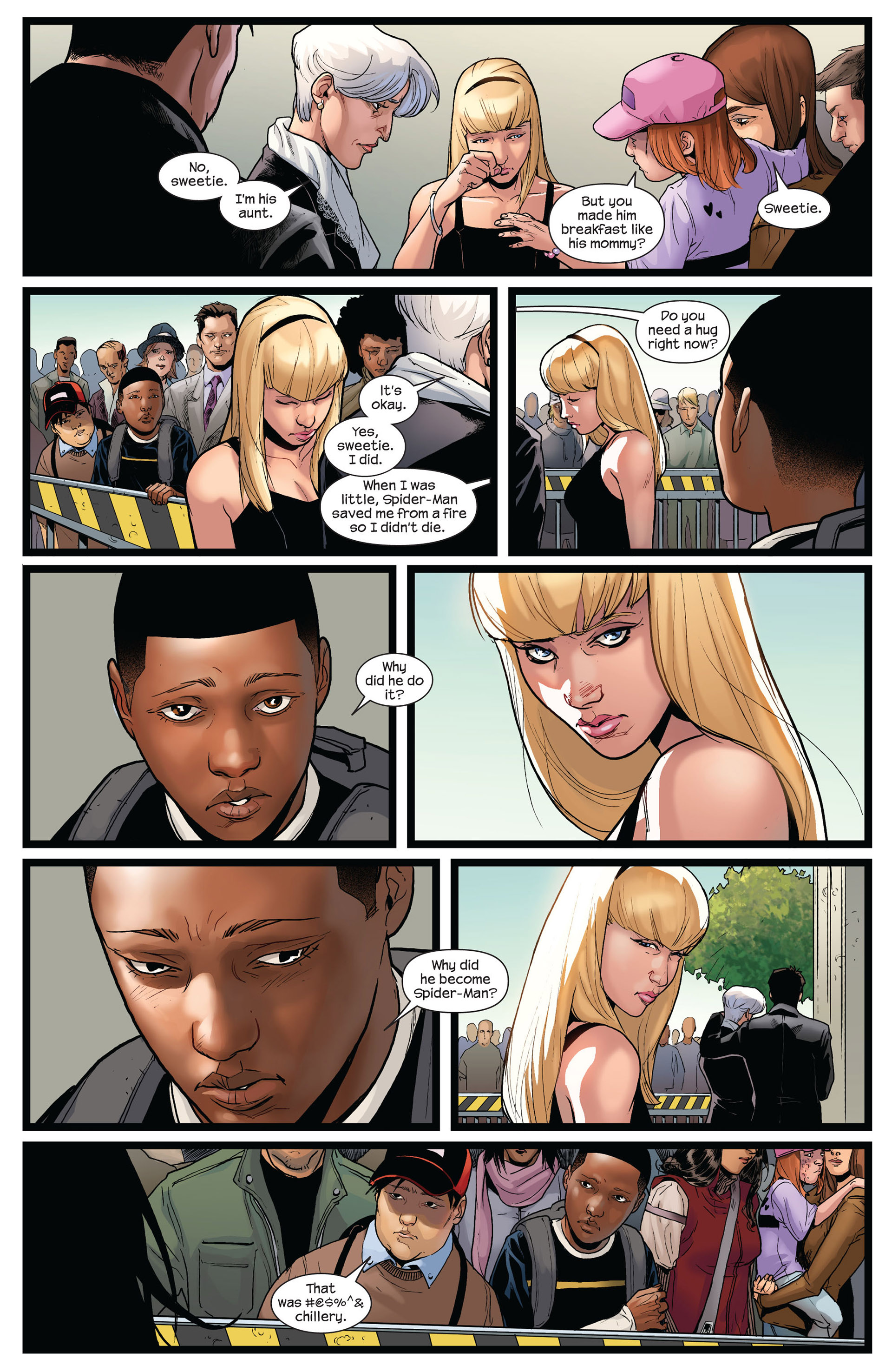 Read online Ultimate Comics Spider-Man (2011) comic -  Issue #4 - 13