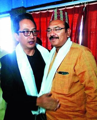 Maan Ghisingh, Aroop Biswas