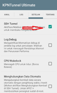 Config KPN Tunnel Three Terbaru 2017
