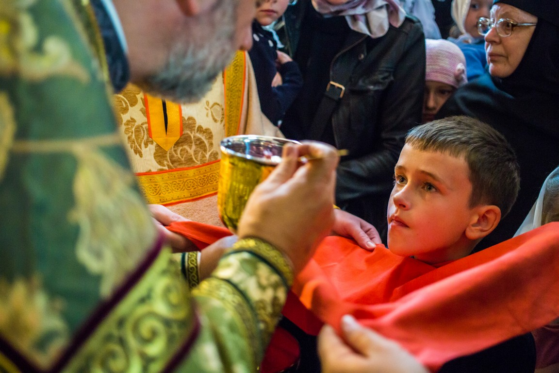 How to prepare for confession and communion