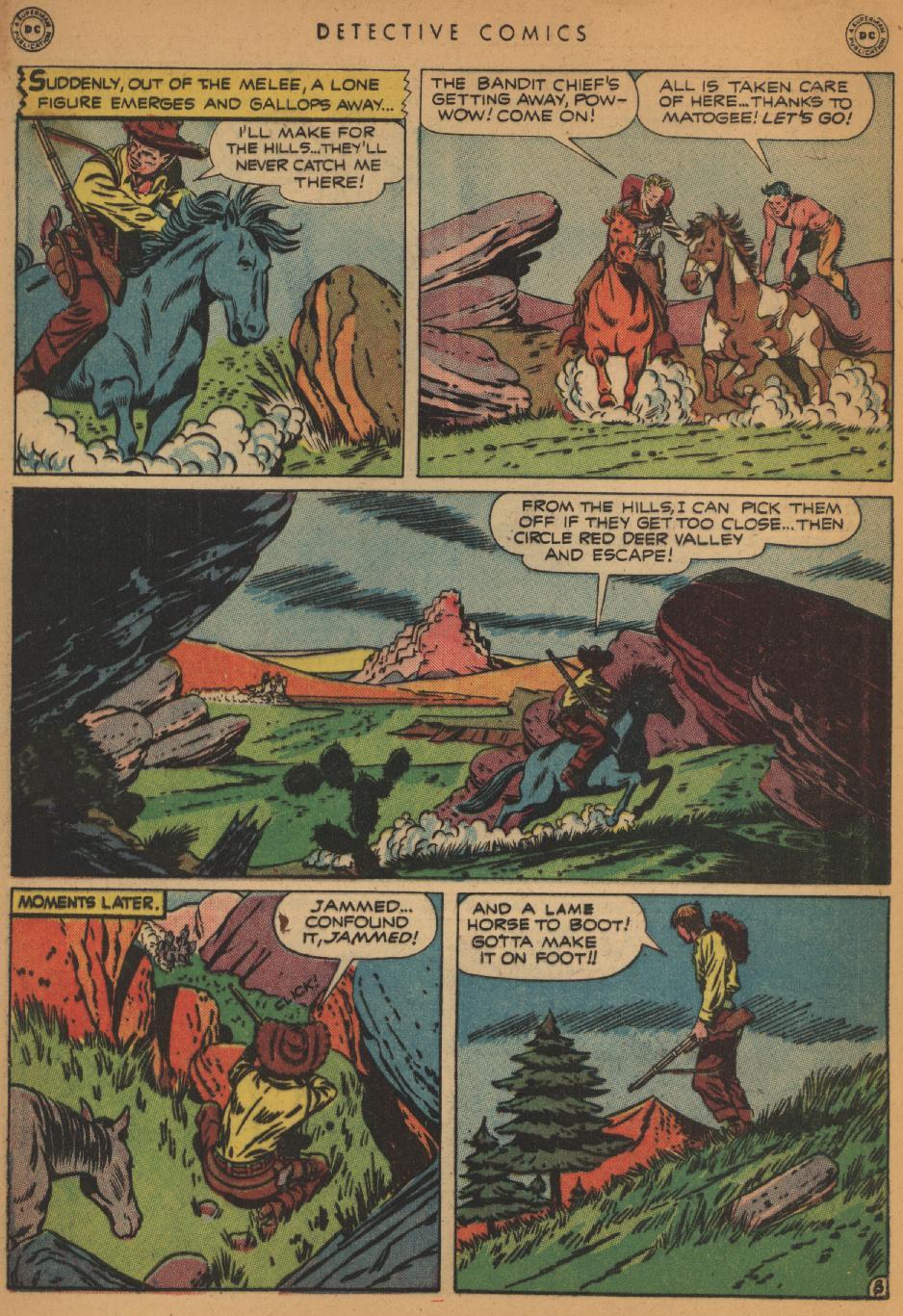 Read online Detective Comics (1937) comic -  Issue #152 - 46