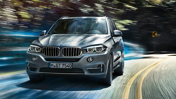 Cars: BMW X5 iPerformance