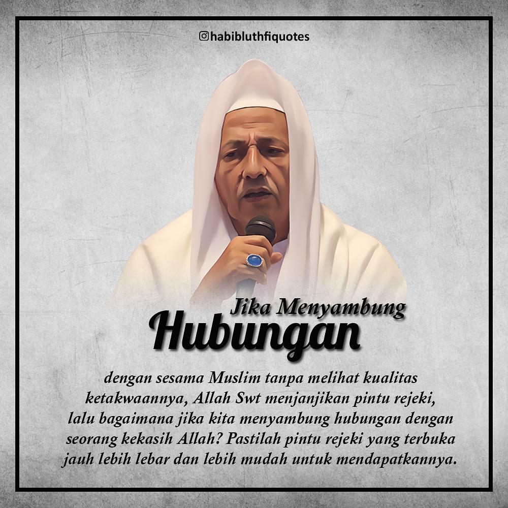 Kata Mutiara Nasehat Hati Dari Habib Luthfi Bin Yahya Tentang