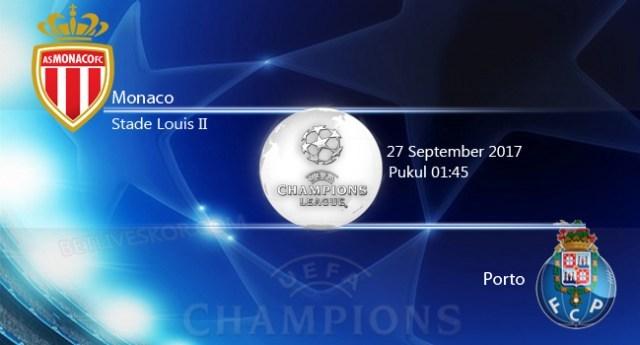 Prediksi Monaco vs Porto
