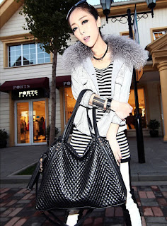 Tas Wanita Murah Model Korea Terbaru 2016 Juli Cantik Elegant