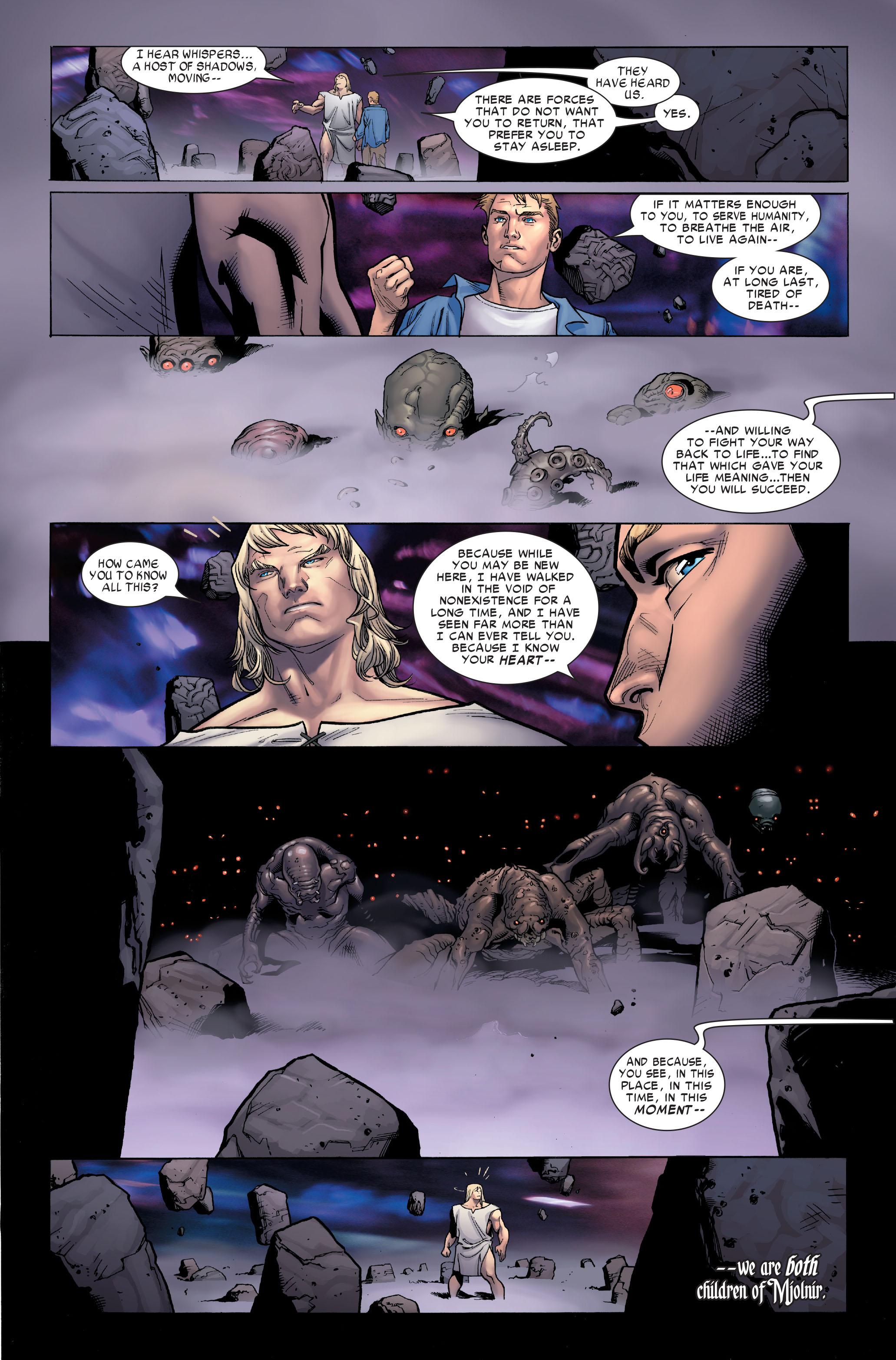 Thor (2007) Issue #1 #1 - English 14