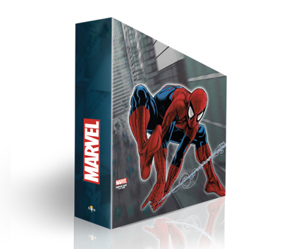 Clasificador Marvel