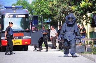 Persib vs Persija: Polisi Turunkan Penjinak Bom dan Tim Pemukul di GBLA
