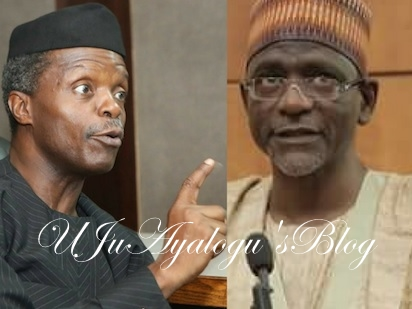Osibanjo, Education Minister sued over removal of CRS from school curriculum