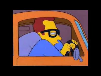 Uomo alto dei Simpson