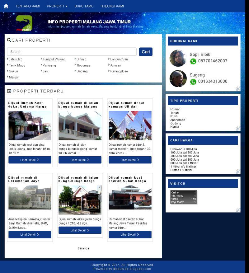 Contoh Company Profile Usaha Makanan