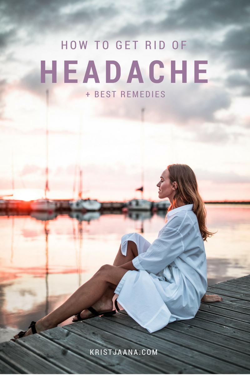 best helpful remedies to relieve headache