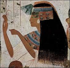 manucure antiquité Egype