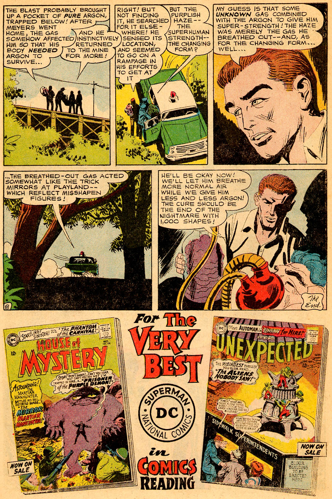 Strange Adventures (1950) issue 181 - Page 32