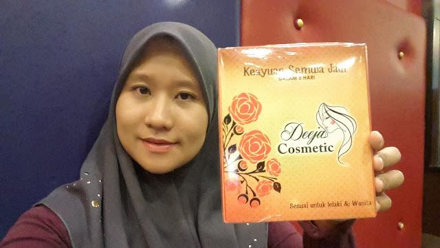 Deeja Cosmetic Kulit Cantik dan Ayu Dalam Masa 5 Hari