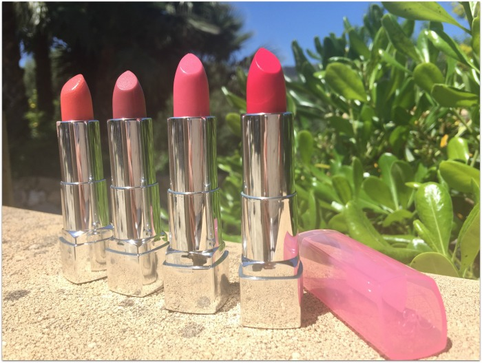 Rimmel Moisture Renew Sheer and Shine Lipstick Review