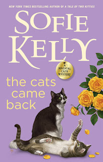 Review of Sofie Kelly's The Cats Came Back
