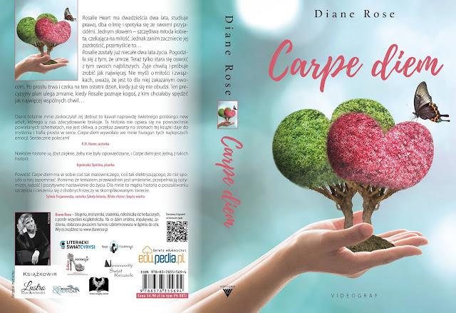 Carpe Diem – Diane Rose. Patronat medialny