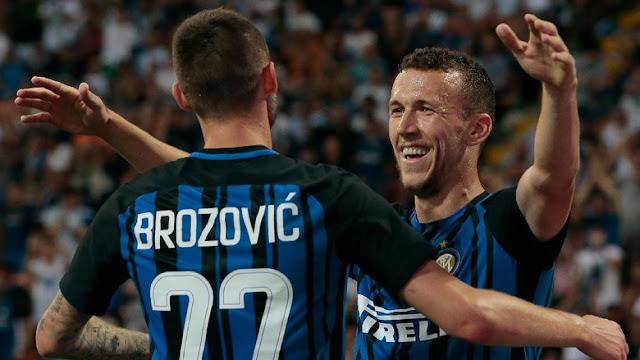 Jovetic Menangkan Inter atas Lyon