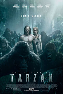 Watch The Legend of Tarzan (2016) movie free online