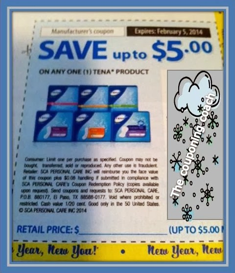 picture about Tena Coupons Printable referred to as Intense Couponing Mommy: Free of charge + MONEYMAKER Tena Products and solutions at CVS