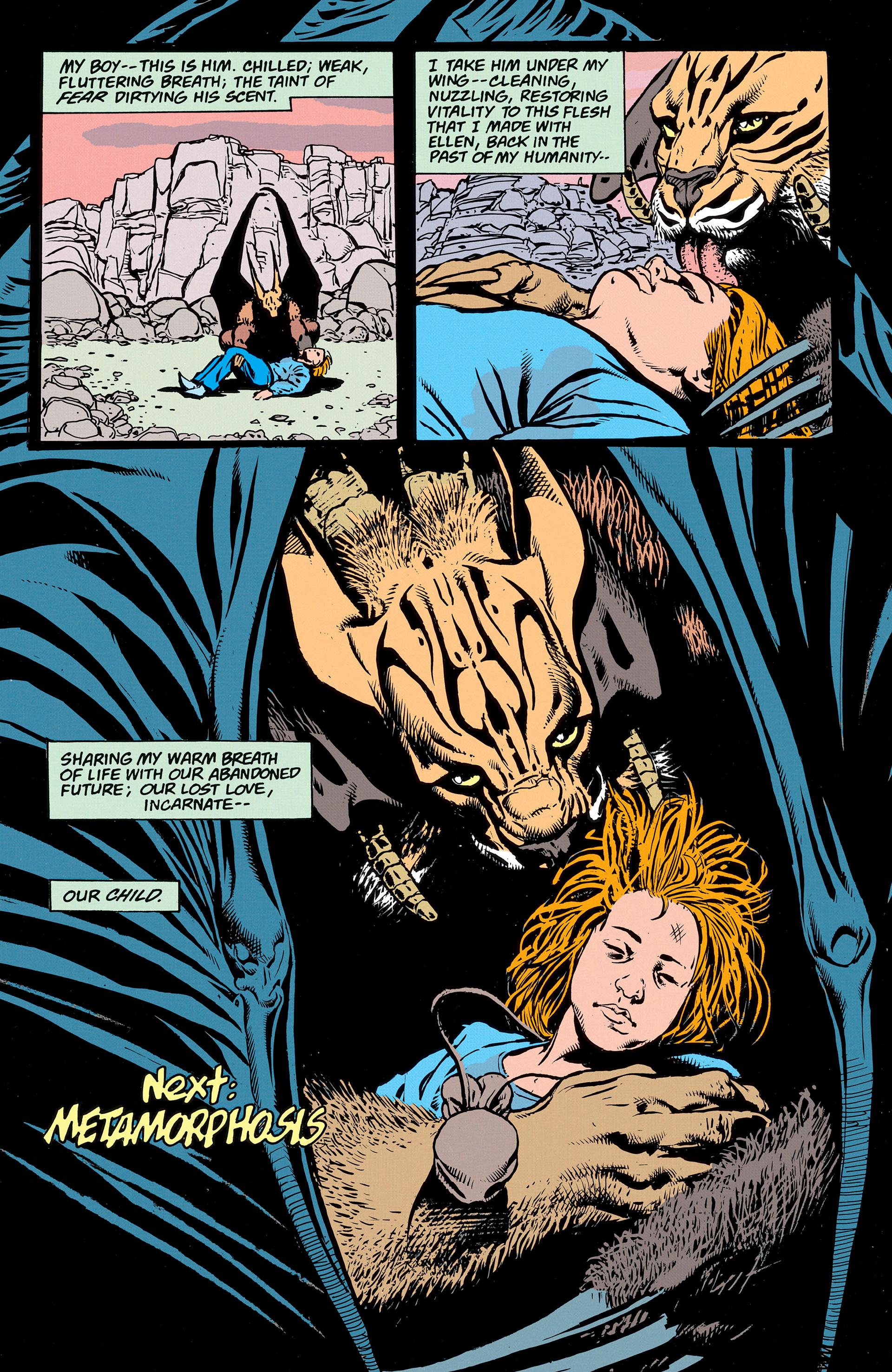 Read online Animal Man (1988) comic -  Issue #56 - 26