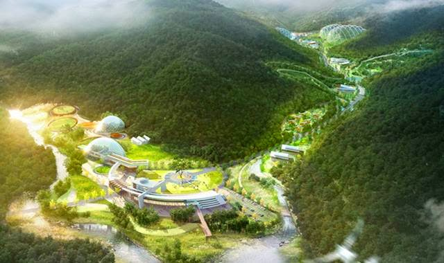 pusat penelitian hewan korea selatan