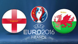Inggris vs Wales 0-1