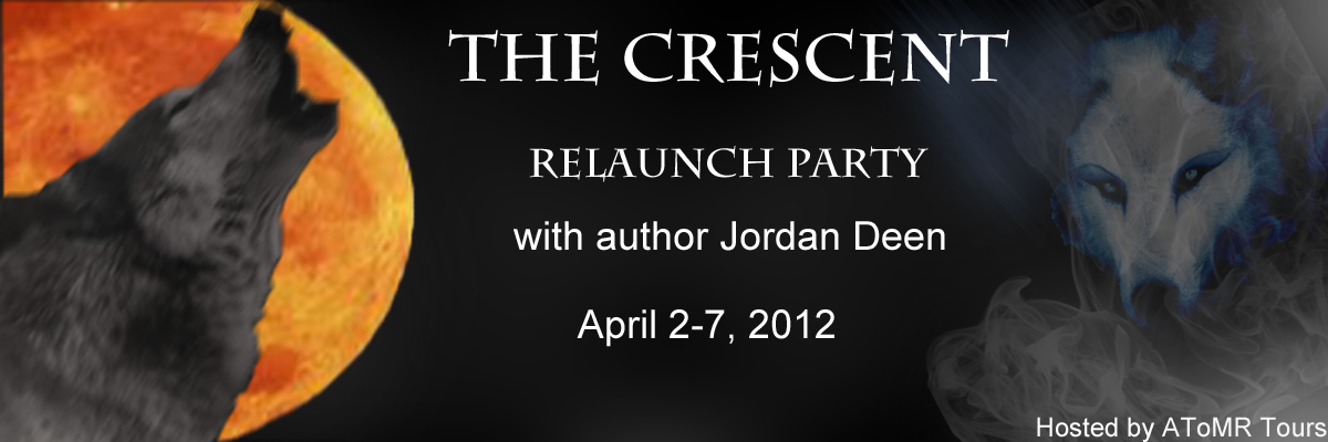 Novels On The Run Blog Tour 13 Giveaway The Crescent By Jordan