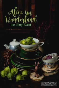 Alice im Wunderland - Das Blogger-Event Übersicht der Teilnehmer