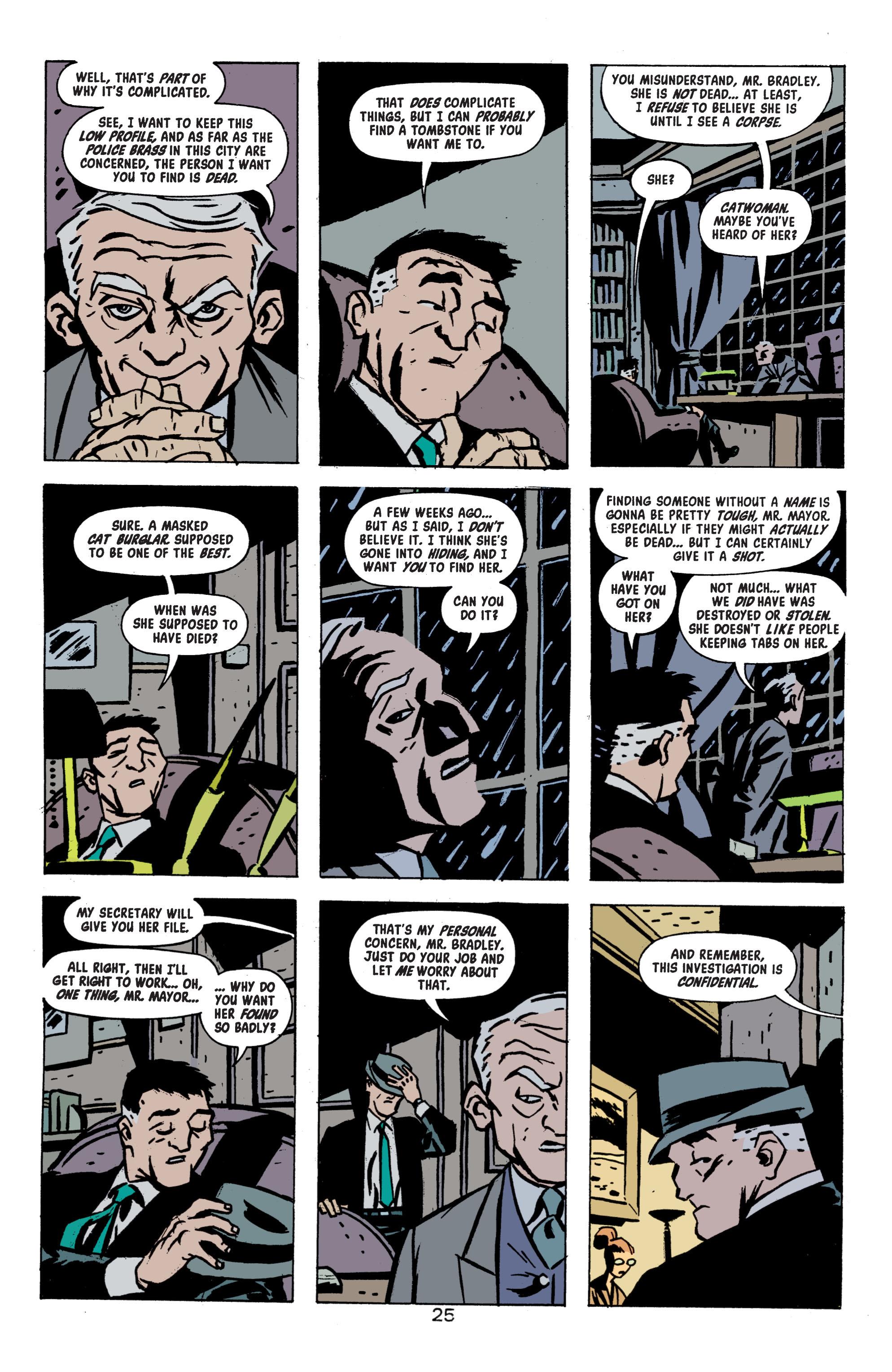 Detective Comics (1937) 759 Page 25
