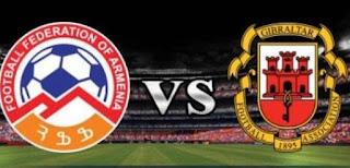 Watch Armenia vs Gibraltar Live Streaming Today 13-10-2018 UEFA Nations League