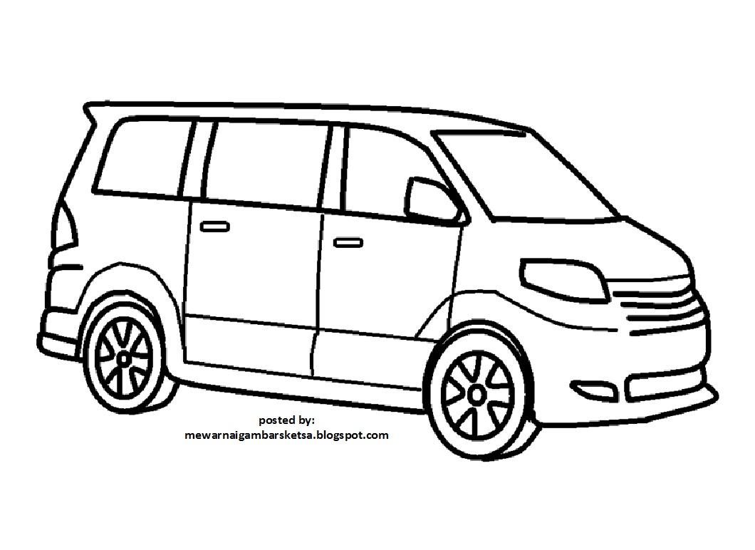Mewarnai Gambar Mobil Gambar Mewarnai Mobil Gambar Mobil Mobil Download Mewarnai Gambar Mobil Mewarnai Gambar Kendaraan Alat Transportasi