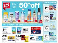 Walgreens Ad 7/21/19 - 7/27/19 and Walgreens Ad 7 28 19