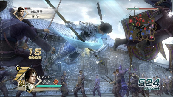 Dynasty Warriors 6 (PC/ENG) RiP Version