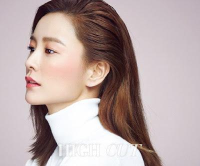 Jung Yoo Mi High Cut Vol. 166