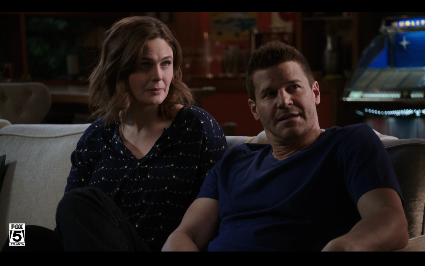 Bones - The Strike in the Chord and The Secret in the Service - Review