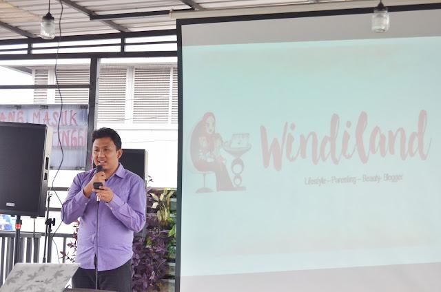MC Tersubur di Blogger Medan