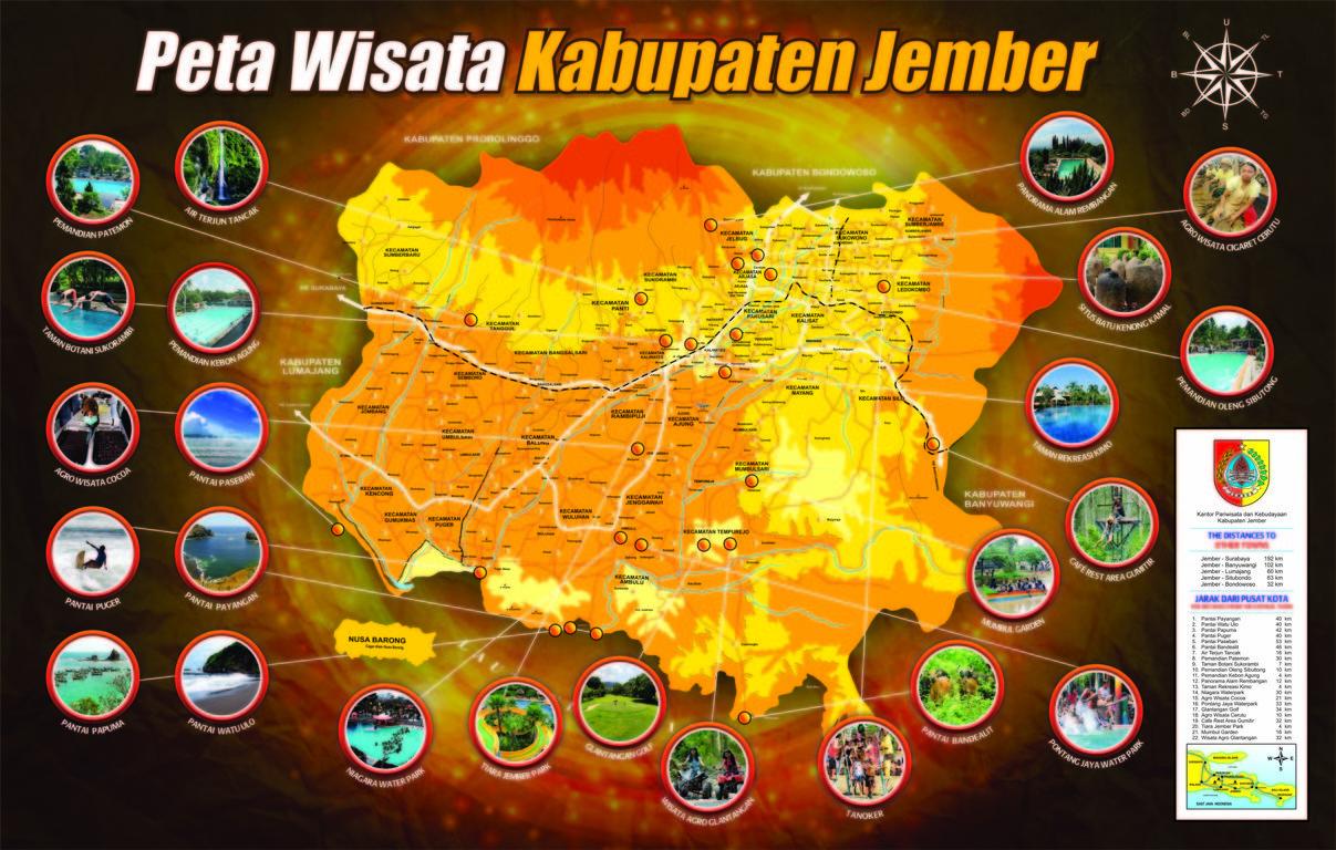 PEMANDU WISATA UNJ: Tugas 4 - Wisata Budaya di Jember