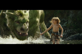 Pete's Dragon Honest Review, Pete's Dragon Kid Friendly, Pete's Dragon Review.