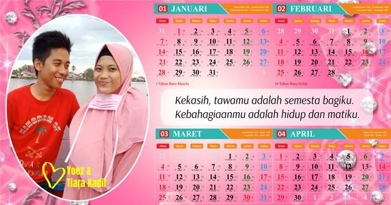 Konsep 47+ Desain Kalender Jawa