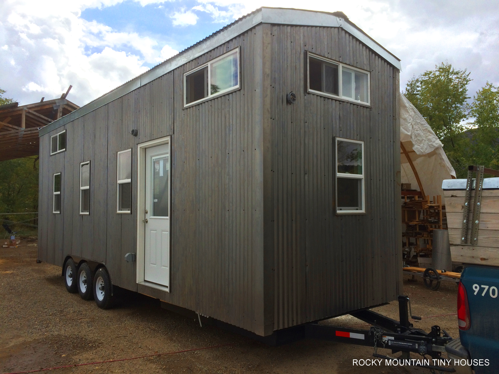 Tiny House Town The Bayfield From Rocky Mountain Tiny Houses
