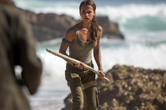 Sinopsis oficial de la nueva película de Tomb Raider