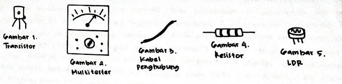 Laporan Praktikum Transistor Sebagai Saklar