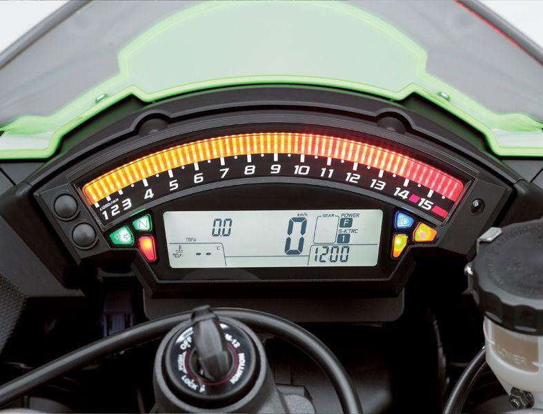 Kawasaki Vulcan 900 Custom >> Kawasaki Motor Bikes: 2012 Kawasaki Ninja ZX-10R ABS