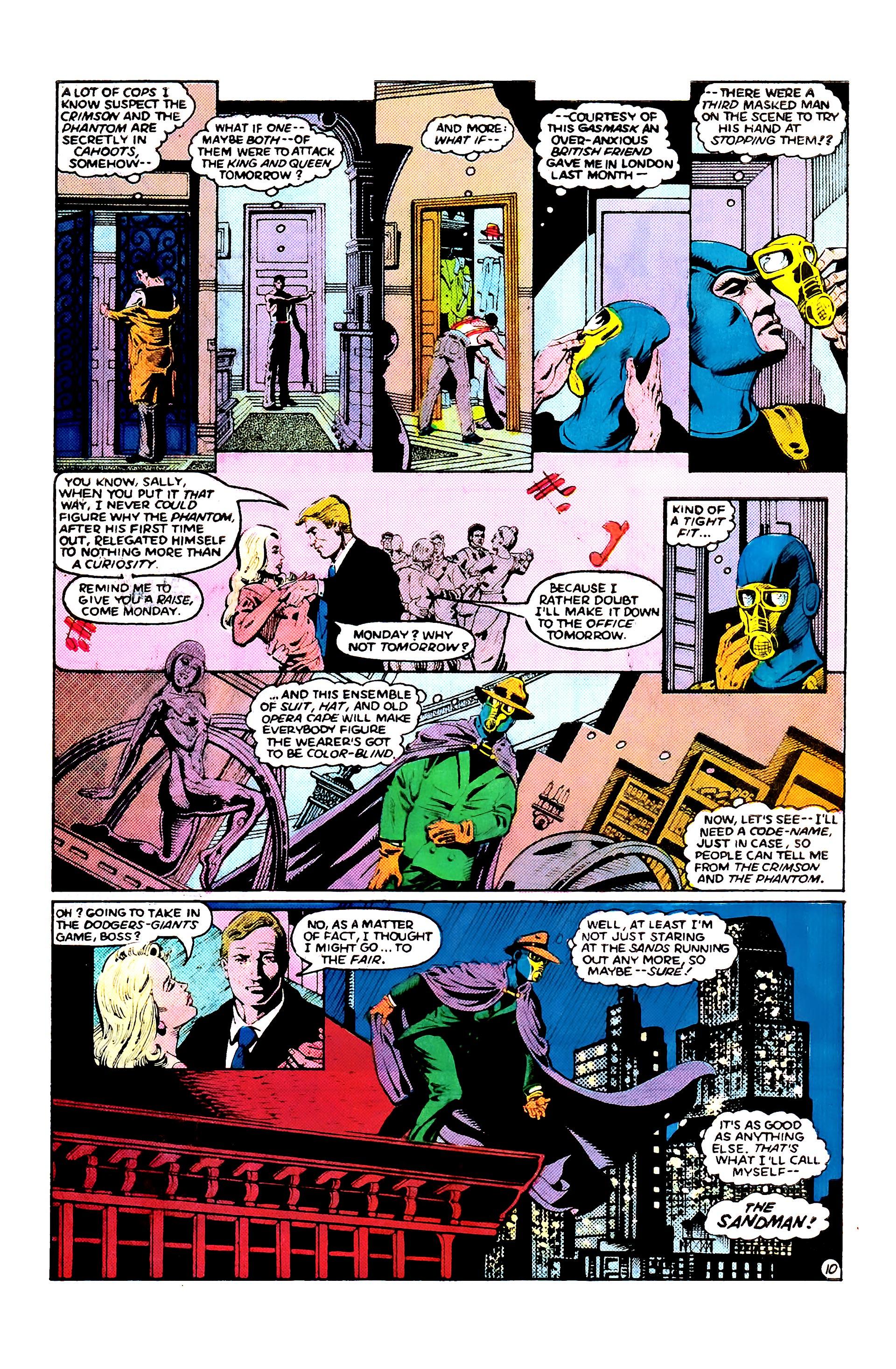 Read online Secret Origins (1986) comic -  Issue #7 - 34