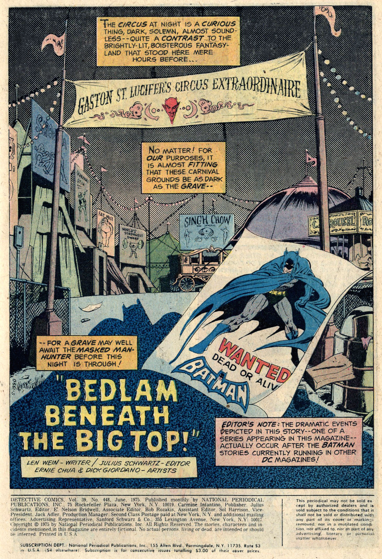 Detective Comics (1937) 448 Page 2
